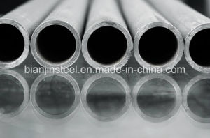 Structure Using Seamless Steel Pipe