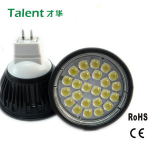 4W MR16 12V 350lm SMD LED Downlighter