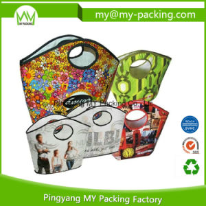 World Famous PP Woven Shopping Bag with Laminated pictures & photos