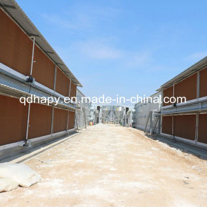 High Quality Steel Structure Poultry Farm Design and Construction pictures & photos