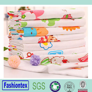 Super Soft Burp Cloth with Lovely Design Muslin Baby Wipe pictures & photos