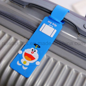 Cartoon Soft PVC Rubber ID Identify Tag pictures & photos
