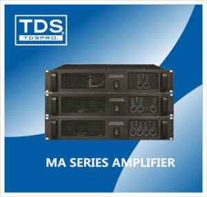 Professional Power Amplifier for Indoor or Outdoor Event Installation pictures & photos