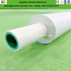 PPR Hot/Cold Water Supply Piping Insulation Pipe Production Machine & China PPR Hot/Cold Water Supply Piping Insulation Pipe Production ...