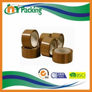 China Wholesale Brown Color BOPP Packing Adhesive Tape for Distributor pictures & photos