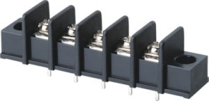 Barrier Terminal Block for Electronic Equipment (WJ35CM) pictures & photos