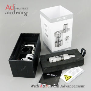 100% Original Smok Tfv4 Full Kit Atomizer Black Silver China Wholesale pictures & photos