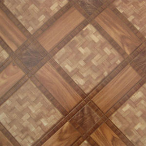PVC Laminate Flooring Commercial Use pictures & photos