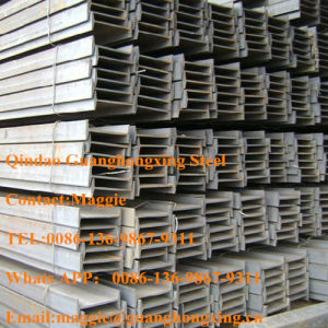 Q235B, Hot Rolled, Galvanized Steel I-Beam