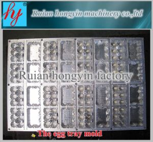 Plastic Egg Tray Packing Box Mould Manufacturer pictures & photos