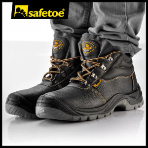 China High Heel Steel Toe Safety Shoes Price for Men M-8138 - China ... 8be80f52425c