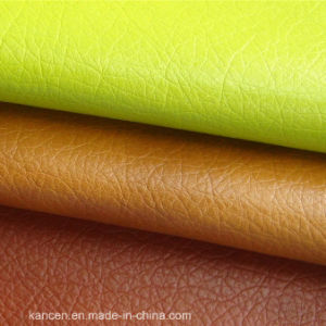 Colourful Leather for Furniture (KC-W042)