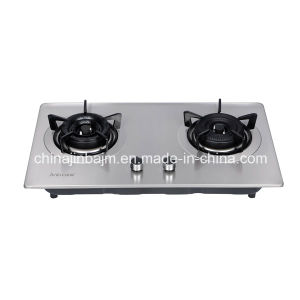 2 Burners 760 Length Stainless Steel Cooktop/ Built-in Hob/Gas Hob pictures & photos