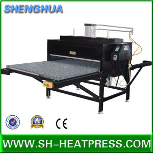 CE Approval Large Format Sublimation Heat Transfer Machine pictures & photos