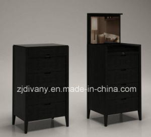 Italian Modern Furniture Solid Wood Dresser (SM-D34) pictures & photos