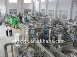 Brgf Series Beverage Factory Machine Line pictures & photos