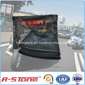High Quality Butyl Motorcycle Inner Tube 3.50-10 pictures & photos