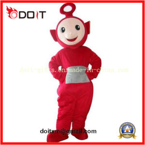 Wholesale Red The Teletubbies Mascot Costume for Children pictures & photos