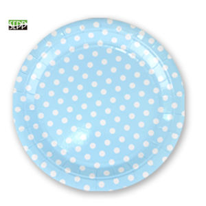 DOT 10.5′′, 9′′, 7′′ Disposable Paper Tableware Plate