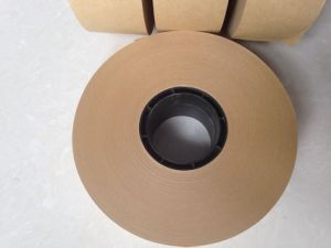 Brown Binding Money Paper Tape Roll