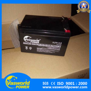 AGM 12V7.2ah Lead Acid Battery pictures & photos
