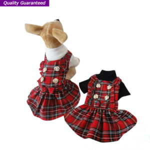 2017 Fashion Dress Design Pet Supply Dog Clothes