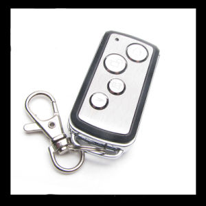 (SH-FD023) 27A Long Distance Mini Remote Control for Garage Door Opener Automatic Gate Open pictures & photos