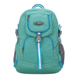 Taikes Green Students Hiking Camping Backpack (201619006#) pictures & photos