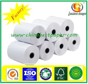 80mm X 80mm Thermal cash register paper rolls pictures & photos