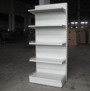 Metal Color Power Coating Shelves pictures & photos