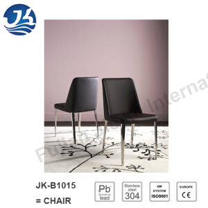 Contemporary Stainless Steel Dining Chairs (JK-B1015)