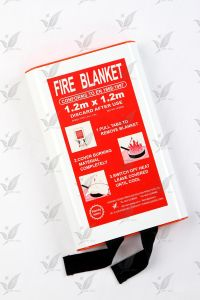 100%Fiberglass Fire Protection Blanket En1869 pictures & photos