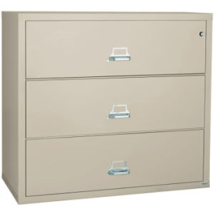 3 Drawer Metal Lateral File Cabinet for Office pictures & photos