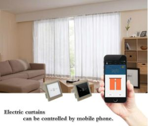 Phone APP Controlled Zigbee Smart Home Automation System Curtain Switch pictures & photos
