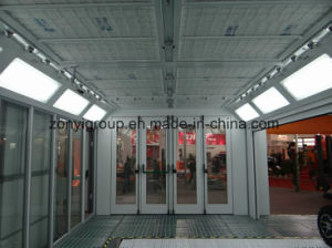 Zonyi Spray Booth Factory Environmental Baking Booth Ce