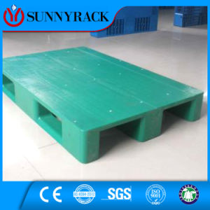Warehouse Storage Usage High Load Capacity Plastic Pallet From China Supplier