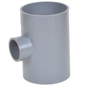 PVC Reducing Tee for Water Supply pictures & photos