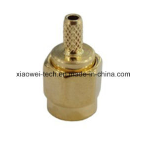 SMA Male Connector Crimp for Rg316 RF Coaxial Cable