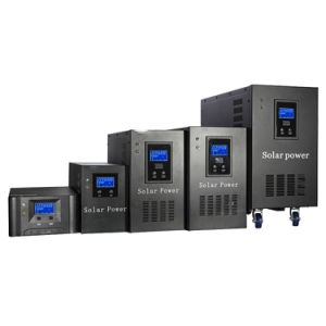 Solar/Wind Inverter with Built-in PWM/MPPT Controller