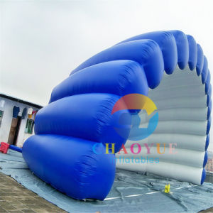 Inflatable Shell Tent, Inflatable Stage Tent for Outdoor Party Event