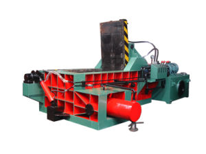 Hydraulic Scrap Baling Press Machine Manufacturers-- (YDF-160A) pictures & photos