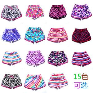 Girl′s Fashion Color Printed Kid Girls Beach Wear Shorts Children′s Short Pants Kids Shorts Baby Short