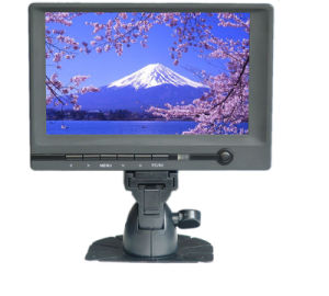 "Widescreen HDMI Input 7"" TFT LCD Monitor with Touchscreen"