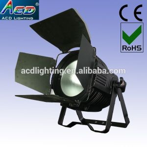 60degree LED Theater Stage COB Fresnel PAR Lighting White Color