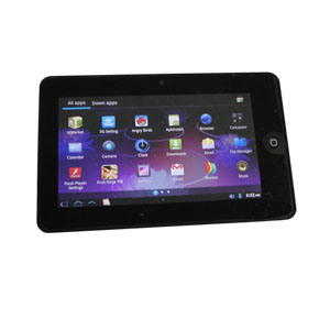 7 Inch 800MHz Via8650 Android Tablet PC (JS-MID707)