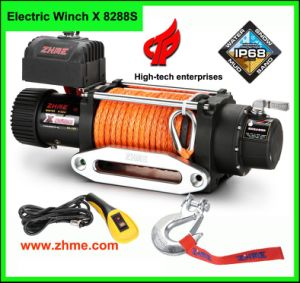 Power Winch pictures & photos