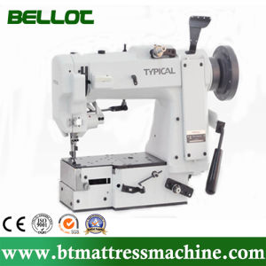 Mattress Compound Feed Chainstitch Sewing Machine with Rinder Tw4-L300ux5