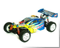 Heng Long 3850-5 1:10 Nitro Powered Raptor (Beach) Off-Road (HENG LONG 3850-5)