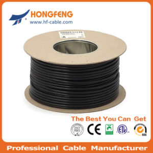 Low Db Loss 75ohm Coaxial Cable Rg59bu 100m pictures & photos
