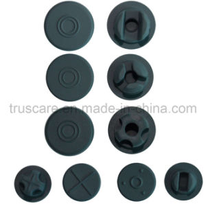 Butyl Rubber Stopper for Freeze-Dry Bottle (Lyophilized vail) pictures & photos